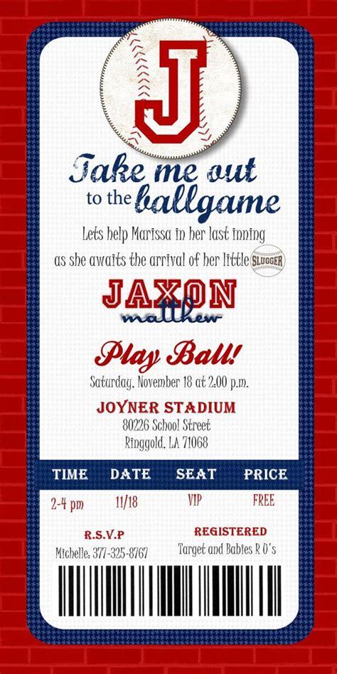 baseball themed invitation template baseball birthday invitations templates invitations