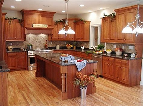 wood kitchen furniture rustic kitchen cabinets fake wooden kitchen floor