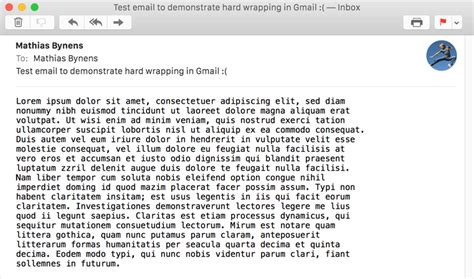 email format dear dear google please fix plain text emails in gmail