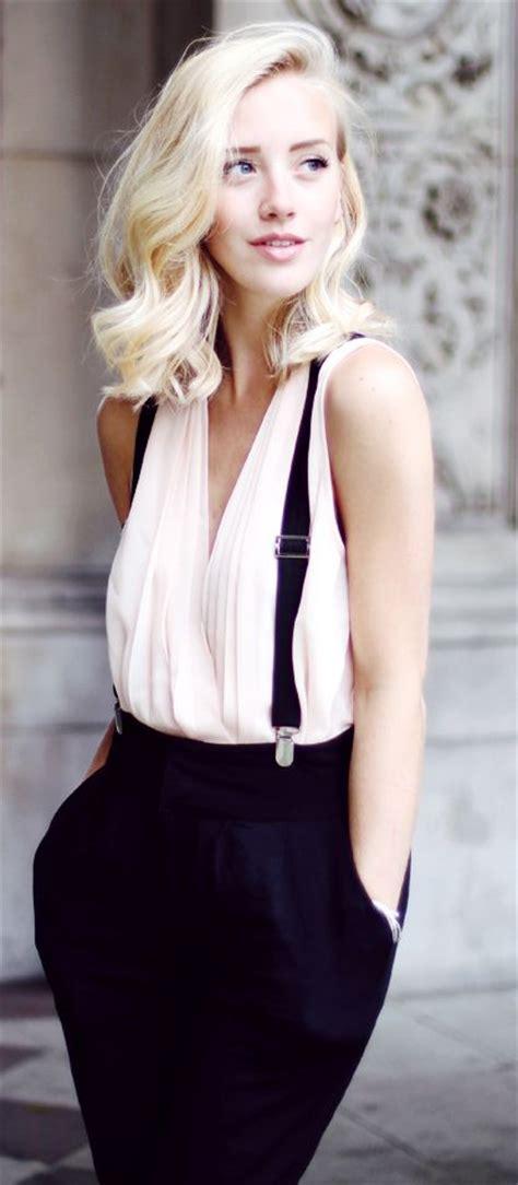suspenders      shirt  white  white