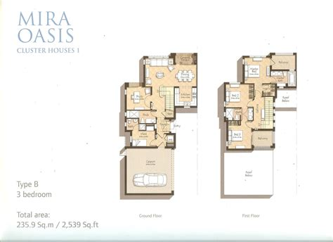 oasis floor plan floor plans mira oasis reem by emaar
