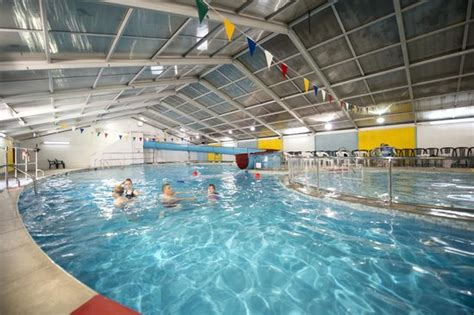 St Ives Cottages With Pool by Our Wonderful Indoor Pool With Its Waterslide Picture Of