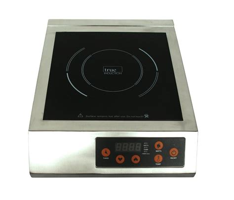 induction cooktop non magnetic the power of a pro kitchen at home with the true induction f ih 01ss cooktop