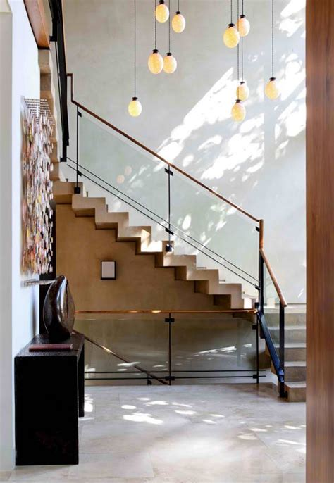Home Interior Stairs Design 15 Concrete Interior Staircase Designs Home Design Lover