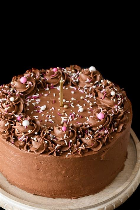 birthday cake recipe baked   introvert