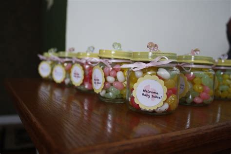 Baby Shower Favors Jars by Diy Baby Food Jar Favors Simply Real