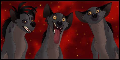 Tenda Cing Rei hiena rei le 227 o filme e fotos animais cultura mix