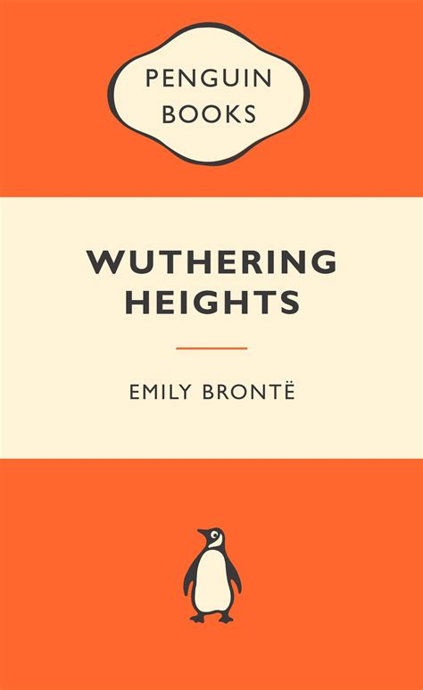 sheltered emily books wuthering heights popular penguins by emily bronte
