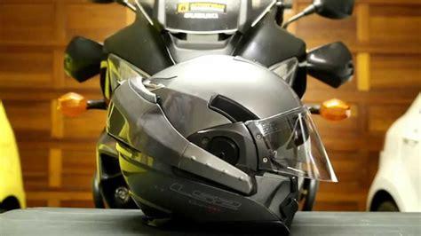 T V Motorradhelm Test by Update On My Ls2 Ff393 Convert Helmet