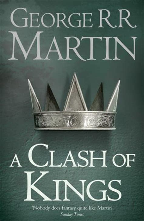 a clash of kings daniel s corner unlimited book review a song of ice and fire book 2 a clash of kings