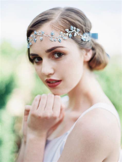 Vintage Bridesmaid Hair Accessories by 1920 S Inspired Bridal Hair Accessories Junebug Weddings