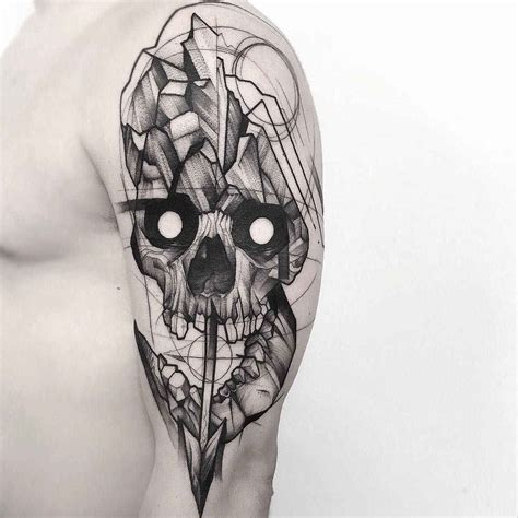 imagenes de calaveras chidas para tatuar tatuajes de calaveras para hombre 191 un desaf 237 o a la muerte