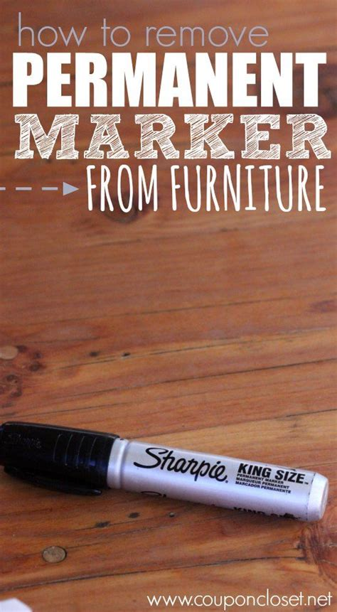 how to get permanent marker off couch 25 best ideas about remove permanent marker on pinterest