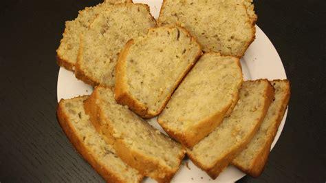 resep bolu pisang  roti pisang banana bread youtube