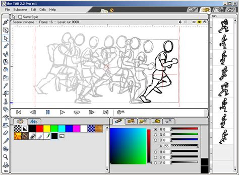 2d sketch software the tab paperless 2d animation software for web designers and broadcast user stories