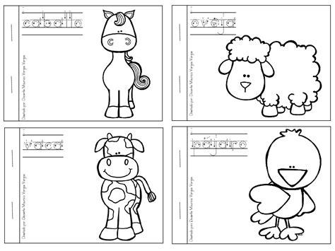 imagenes para colorear que se puedan imprimir mi libro de colorear de animales domesticos 2 imagenes