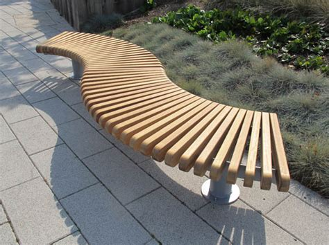 outdoor curved bench seating railroad loop straight curved outdoor benches seats
