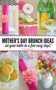 Mother s day brunch ideas 171 diy holiday ideas