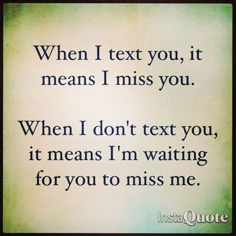 I Miss You Quotes I Miss You Quotes This Is What I Really Think