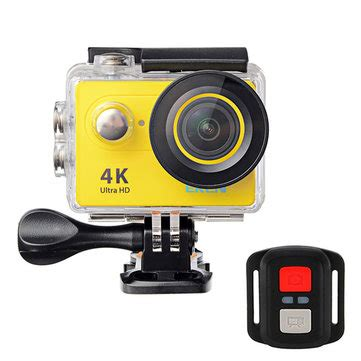 Sale Sportcam Wifi 4k Kamera Sport Wifi 4k Hd1080 Remote eken h9r sports 4k ultra hd 2 4g remote wifi 170 degree wide angle sale banggood
