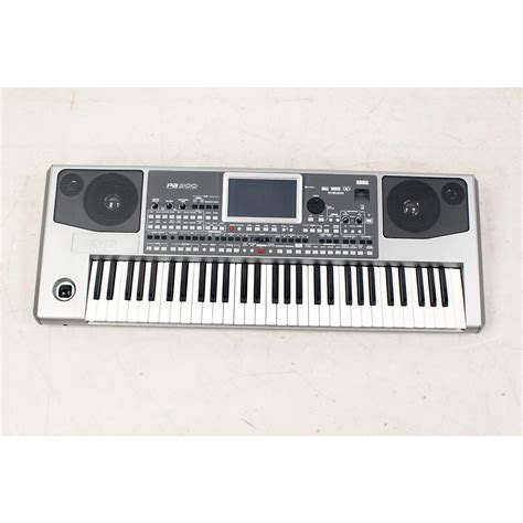 Keyboard Korg Pa900 korg pa900 61 key pro arranger keyboard 888365621036 ebay