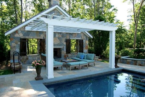 pergola and patio cover wilton ct photo gallery