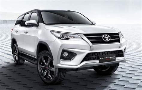 Here Is The 2018 Toyota Fortuner Diesel   AutoDeals.Pk