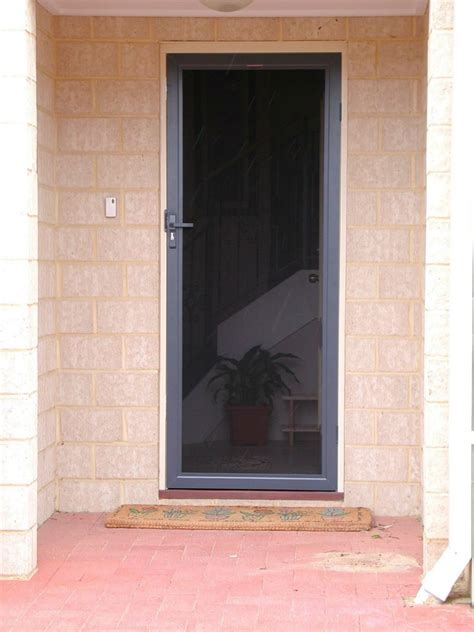 security doors screens awnings