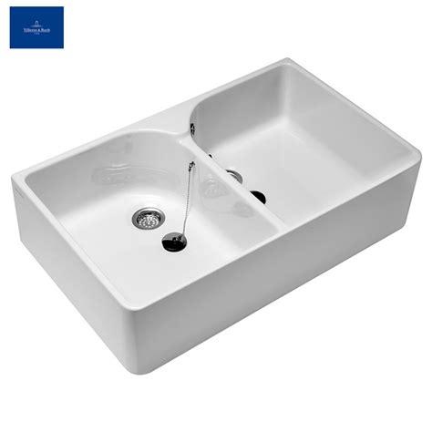 double bowl sink bathroom v b omnia pro double bowl sink 6331 uk bathrooms