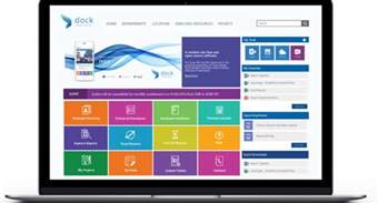 Sharepoint Intranet Template by Free Sharepoint Templates Departmental Portals By Dock