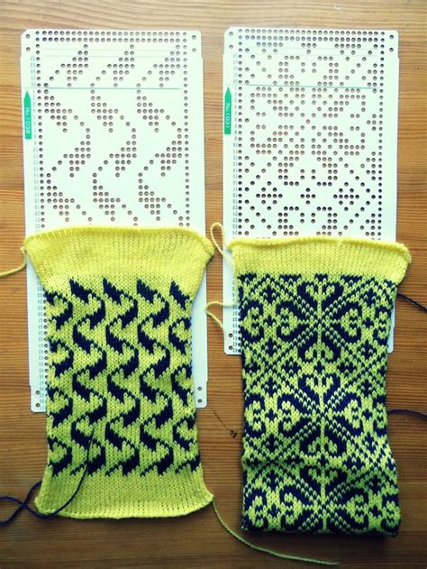 knitting machine patterns 25 best ideas about knitting machine patterns on