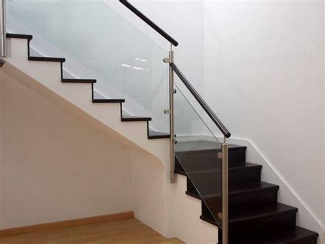 barandillas modernas para escaleras 191 por qu 233 elegir barandillas de cristal m 225 gicas ventajas