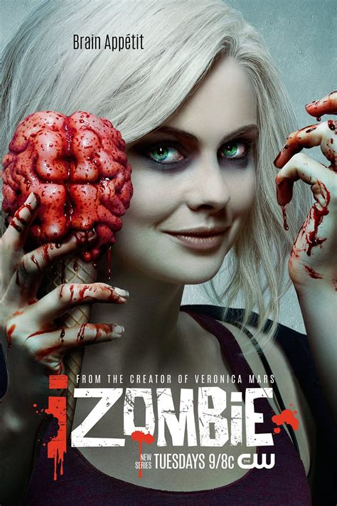 horror series 1 is cw s izombie tv series getting the right amount of