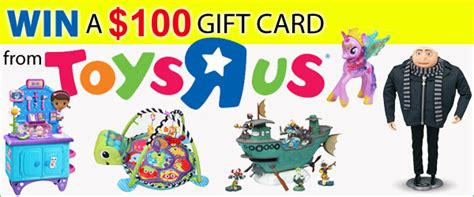 Toy R Us Gift Card - enter to win a 100 toys r us gift card new winner every day the frugal free gal