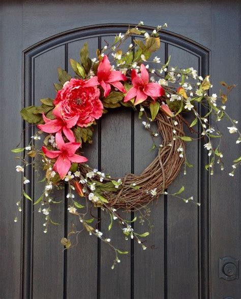 door wreath 17 best ideas about summer wreath on letter