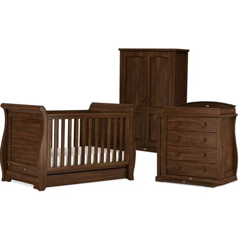 Sleigh Nursery Furniture Set Boori Sleigh Regency Nursery Furniture Set Boori Room Set At W H Watts
