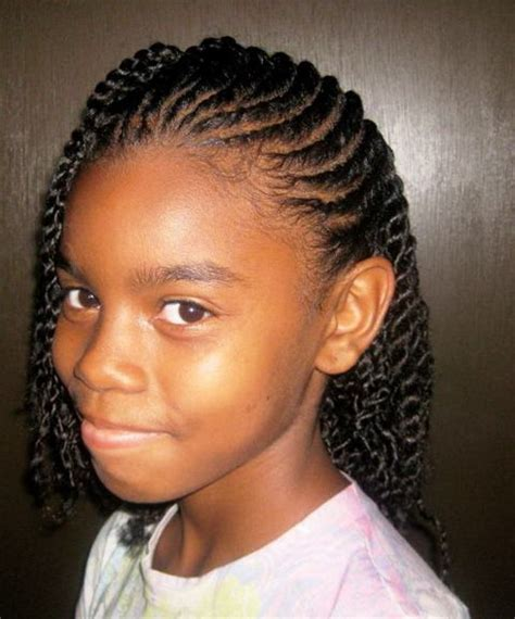 Hairstyles For Ages 10 12 by Black Kid Hairstyles For