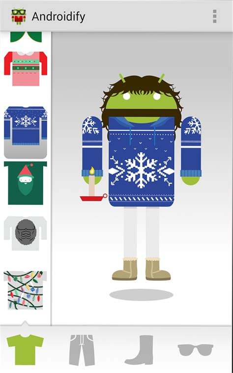 Play Store Is Not Showing Updates The Androidify App Has Been Resurrected With A Big