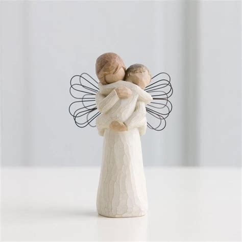 willow tree comfort willow tree angel embrace figurine 26084 message on