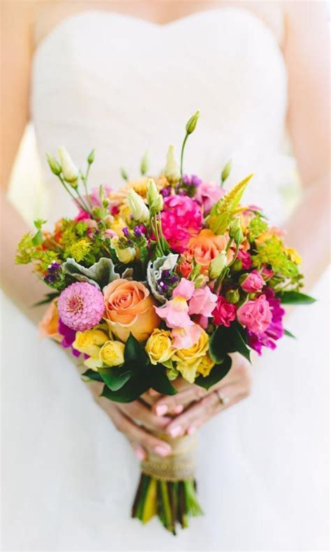 Top 25  best Summer wedding bouquets ideas on Pinterest