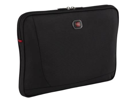 Hp 14 1 Business Sleeve swissgear carrying sleeve for 14 quot notebook black