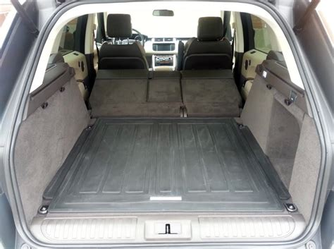 land rover discovery sport rear seats fold test drive 2015 land rover range rover sport hse the