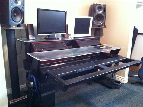 Diy Studio Desk Keyboard Workstation Under 100 Page 3 Home Studio Desk Workstation