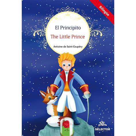 el principito the little prince libro sanborns