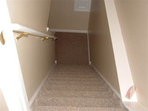 new basement stairs railing ideas for basement stairs