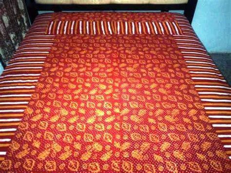 Gorden Batik Cap Gr204 jual sprei batik cap grosir batik pekalongan