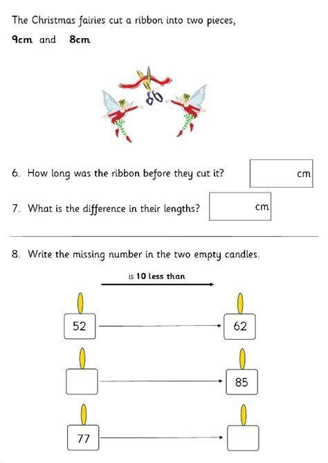 printable christmas quiz ks2 foundation stage christmas maths worksheets 12 days of