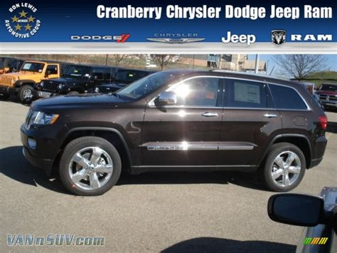 jeep grand cherokee brown 2013 jeep grand cherokee overland summit 4x4 in rugged