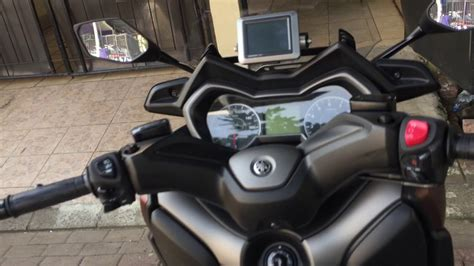Paket New Serpo X Braket Bracket Spion Xmax V3 Spion New R15 Vva serpo x dengan spion cbr 250rr pada yamaha xmax with