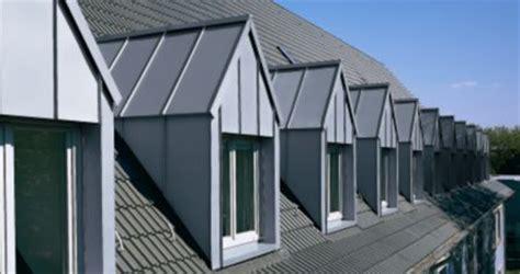 Dormers Windows Toiture Zinc